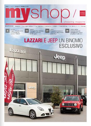 Lazzari Group FCA Alfa Romeo Jeep Lancia Abarth Fiat Lodi San Grato