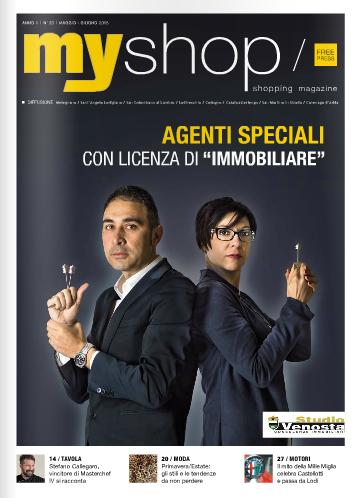 myshop magazine Maggio Giugno 2016