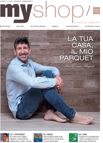 Myshop magazine Lodi Savi Giorgio Parquet