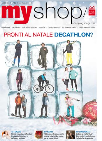 Myshop magazine Lodi Decathlon Cornegliano Laudense