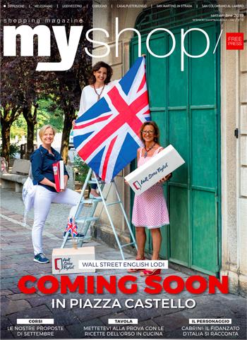 myshop magazine lodi lodigiano wall street english lodi settembre corsi