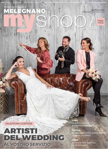 myshop magazine shopping lodi lodigiano melegnano wedding sposi valentina cortese